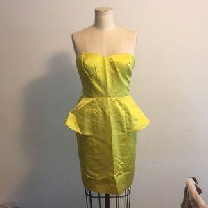 Trina Turk Peplum Dress